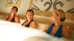 Women Bathtub Spa Salon And Fitness Beau Rivage Resort U0026 Casino