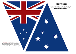 Pictures Of The Australian Flag Mother Duck Said