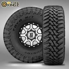 Good Conditon Used 33 12 50 R15 Tires Toyo Open Country Mt Ebay