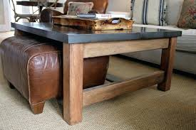 Rustic Square Coffee Table With Storage Rustic Square Coffee Table With Storage S S Rustic Square Coffee