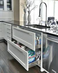kitchen island sink size with dishwasher and seating no backsplash