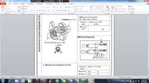 toyota engine 2kd ftv repair manual youtube