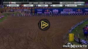 ama motocross schedule motoxaddicts 2017 budds creek national