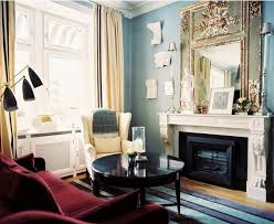 Curtain Color For Blue Walls 25 Ideas For Modern Interior Design And Decorating With Marsala