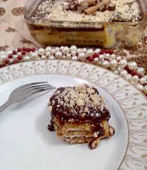 Chocolate Biscuit Cake No Bake Biscuit Cake My Kitchette