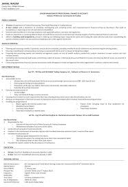 sample resume for assistant accountant entry level accounts clerk