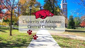 Uark Campus Map University Of Arkansas Dorms Central Campus Gibson Founders