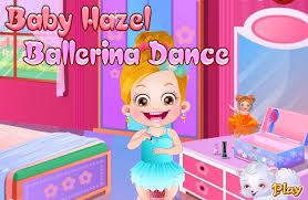 Baby Hazel Room Games - baby hazel ballerina dance inbox games