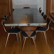 Dining Room Table Top Zinc Table Top Luxury Zinc Top Dining Table With Additional