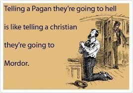 Pagan Easter Meme - there is no such thing as a christian holiday they were all
