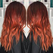 how to get cherry coke hair color 25 smoking red hair color ideas anyone can rock
