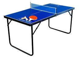 Ping Pong Table Parts by Hoops Plus Let The Games Begin Ping Pong Tables
