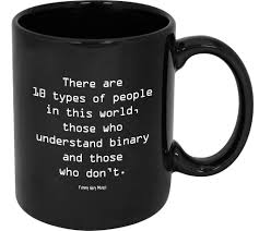 there are 10 types of people mug u2013 funny guy mugs