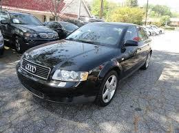 2003 audi a4 1 8t engine 2003 audi a4 awd 1 8t quattro 4dr sedan in roswell ga car
