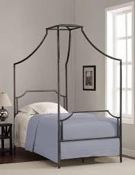 Pottery Barn White Twin Bed Pottery Barn Teen Maison Canopy Bed Copycatchic