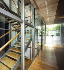 modern house with glass walls u2013 modern house