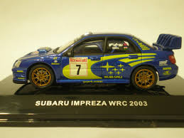 subaru autoart my car gallery subaru impreza wrc 2003