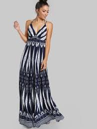 tribal dress tribal print dresses for women us shein sheinside