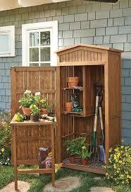 armadi in legno per esterni armadi per esterno mobili da giardino armadi esterno