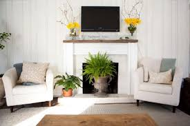 Yellow Fireplace 22 Beautiful Fireplace Designs And Summer Decorating Ideas For