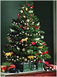 wonderful decorating ideas for christmas trees cool artificial