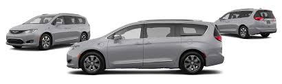 2017 chrysler pacifica hybrid platinum 4dr mini van research