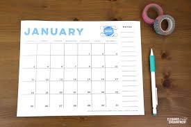 free printable wall calendar from elegance enchantment for today s creative blog