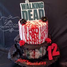 walking dead cake ideas the walking dead cake