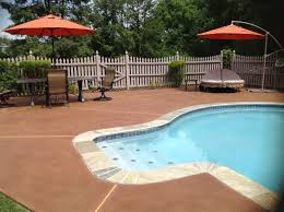 Concrete Stain Colors Pictures by Staining Pool Decks And Patios Direct Colors Inc