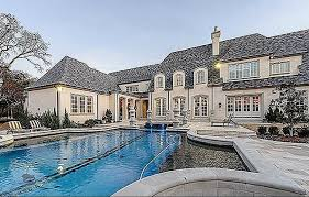 11 million newly listed french chateau in dallas tx homes of