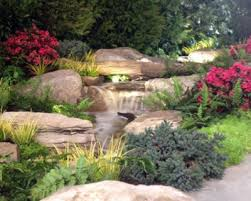 Waterfall In Backyard Backyard Waterfall Build A Small Waterfall In Your Backyard