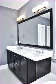 Above Mirror Lighting Bathrooms Bathroom Mirror Lights Chrome 4 L Switched Bathroom Wall