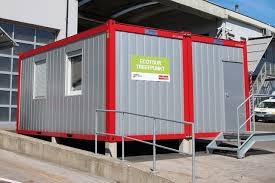 bureau container bungalow bureau