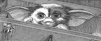 gremlins coloring pages the new yorker years part 1 ink rhythm