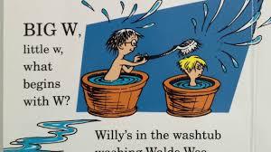 De Seuss Abc Read Aloud Alphabeth Book For Read Aloud Abc By Dr Seuss Learn The Alphabet