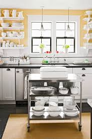 Kitchen Storage Ideas For Small Spaces Storage Inspiration For Small Spaces Traditional Home