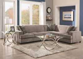 Modern Microfiber Sectional Sofas by Sterling Tile Ing Together With Beige Ethan Allen Sectional Sofas
