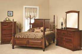 oxford traditional bedroom set countryside amish furniture