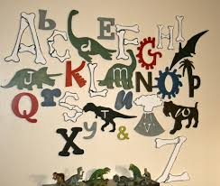 to cool wooden alphabet set dinosaur letters wood letters wooden alphabet set dinosaur letters wood letters unfinished