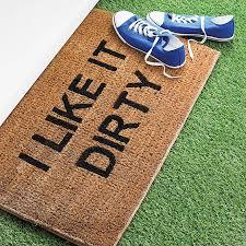 personalized exterior door mats diy personalized front door mat
