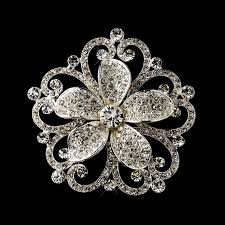 hair brooch the 25 best bridal hair brooches ideas on wedding