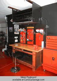 Garage Storage Organizers - 105 best garage storage ideas images on pinterest metal pegboard