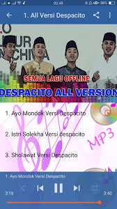 despacito anak santri despacito versi santri offline apk download free music audio