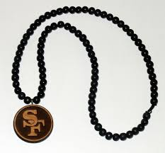 wood beads necklace images Hand crafted engraved wood bead necklace and pendant by jpg