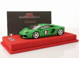 toy lamborghini lamborghini aventador lp700 4 italy flag 1 43 mr collection models