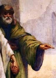 Blind Man At Bethsaida A Miracle U0027s Portrayal Desert Sun