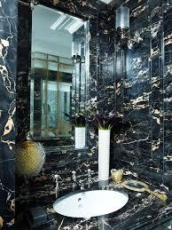 black bathrooms ideas 294 best decor powder room images on bathroom ideas