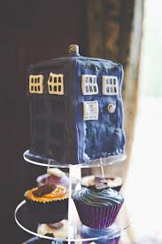 doctor who wedding cake topper 20 geeky wedding cakes that will your socks rock n roll