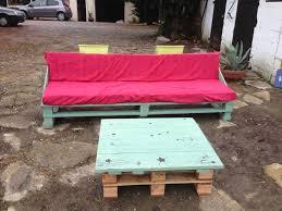 pallet garden set sofa coffee table u2022 1001 pallets