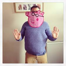 Toddler Pig Costume Halloween Daddy Pig Peppa Pig Costume U0027s Birthday